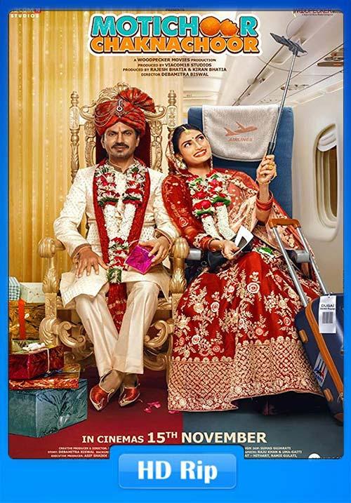 Motichoor Chaknachoor 2019 Hindi 720p WEB-HD ESub x264 | 480p 300MB | 100MB HEVC