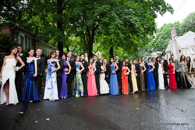 Ilene Squires Photography Staten Island Technical High School Prom Amal Amp Company