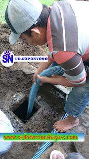 HARGA SEDOT WC BENOWO SURABAYA MURAH SELANG PANJANG
