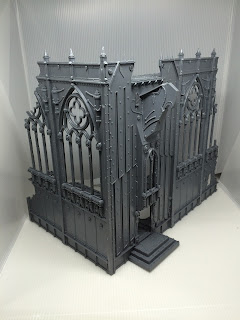 Cities of Death Terrain WIP