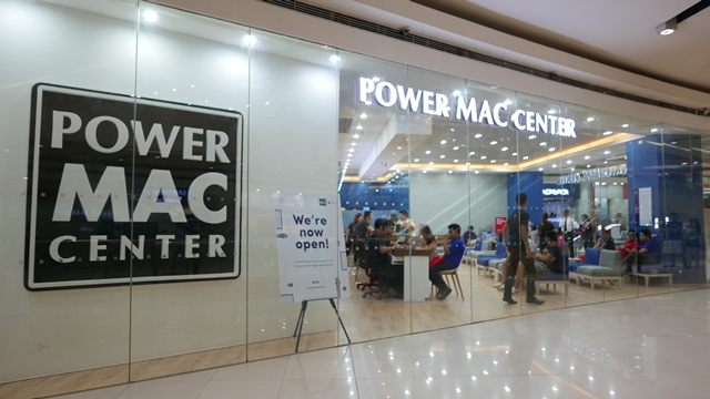 Power Mac Center Apple Authorized Service Provider at SM City North EDSA - Annex