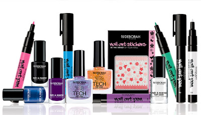 deborah nail art collection