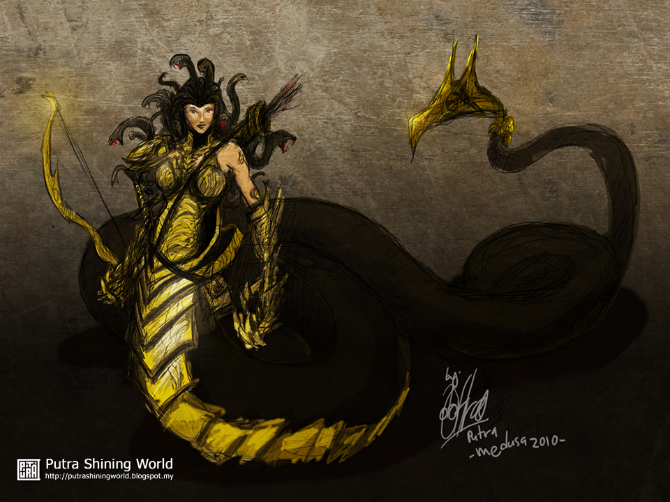 Concept Art by Putra Shining