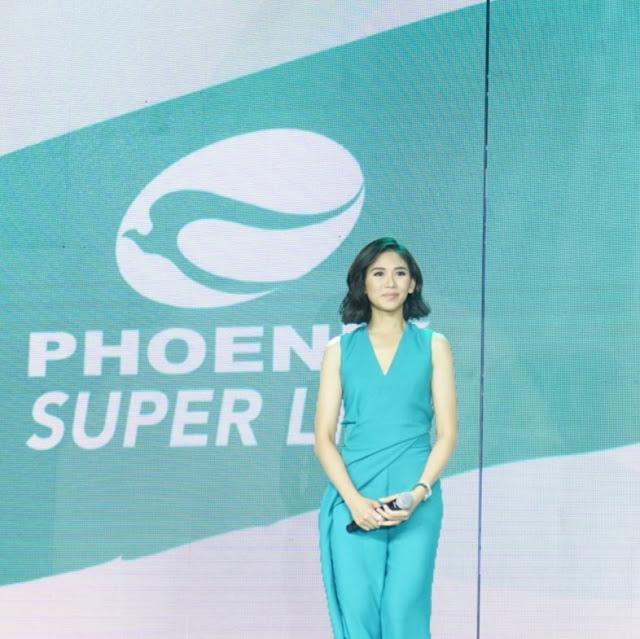 Sarah Geronimo Phoenix Super LPG