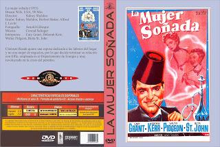 CARÁTULA: La mujer soñada (1953)