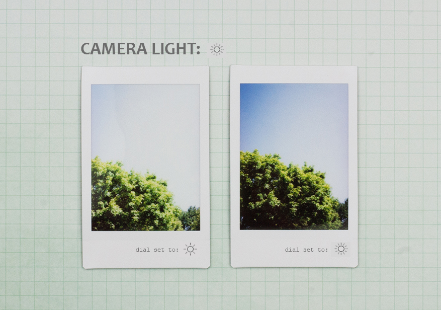 Tips & Tricks for Getting Better Photos with your Instax Mini8 | Maggie Massey for Heidi Swapp