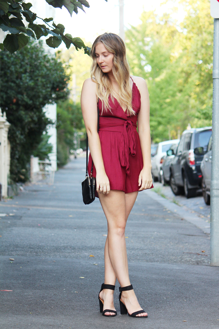 Bec & Bridge Playsuit