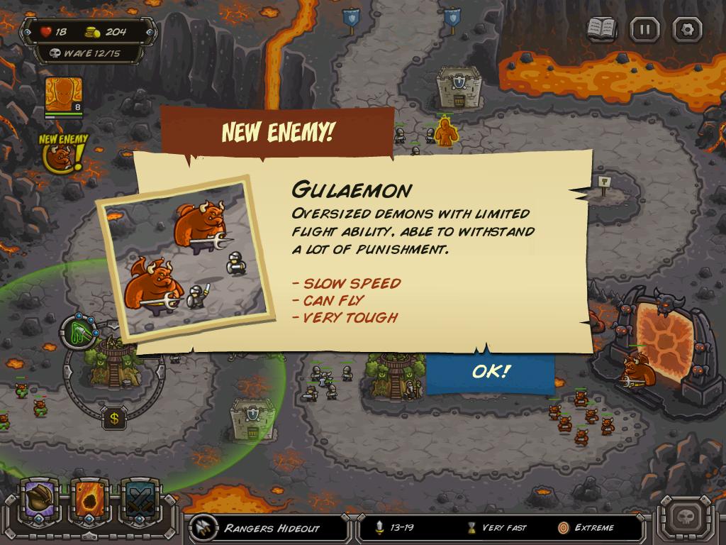 NEW! Pit of Fire- Kingdom Rush UPDATE - Pinayskattebasse Blog