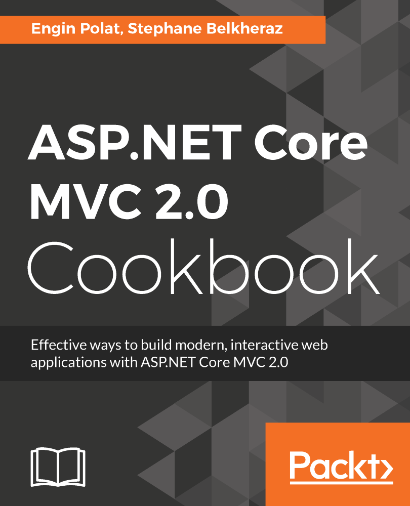 Asp Net Core Mvc 2 0 Cookbook Code By Engin Polat Stephane