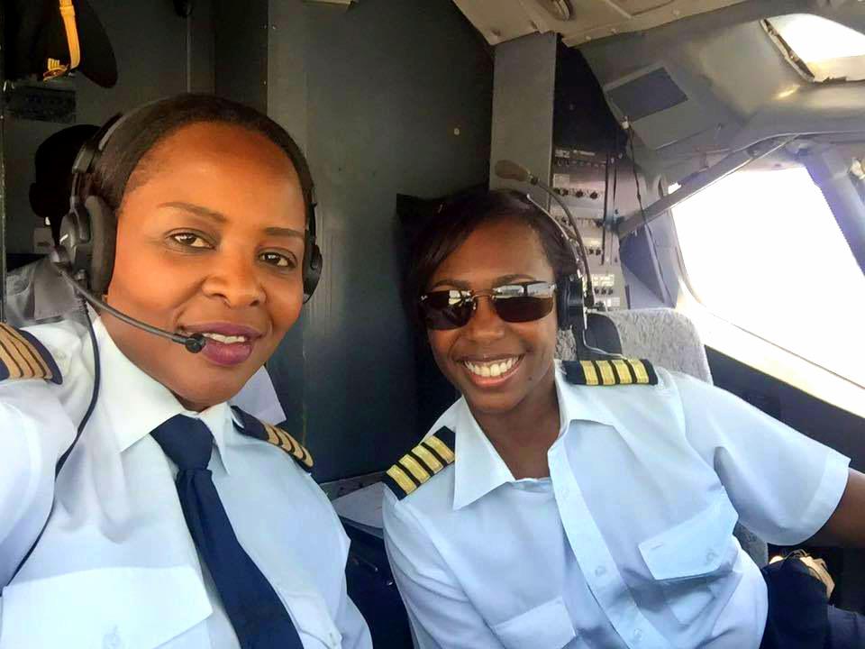 Chipo Matimba, Merna Cremer Leave Air Zimbabwe