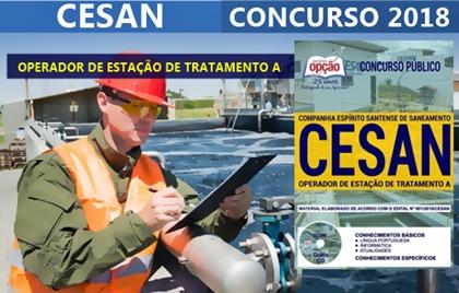 Concurso CESAN 2018