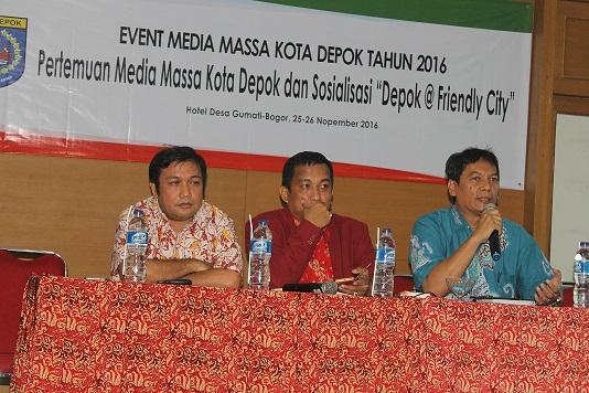 Media Gathering Sosialisasikan Branding a Friendly City