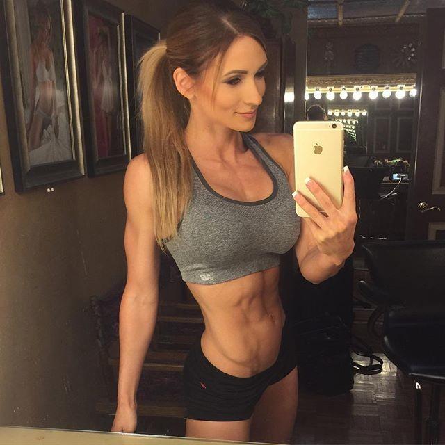 Alyssa Germeroth IFBB Bikini Fitness Pro
