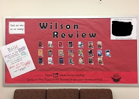Middle School, Wilson Middle School, Flipgrid, Book Recommendations, Book Review, Chromebooks, 6-8, Ms. Helen Read, Mr. Matt Norris, Summer Reading, Reading, Cross-Curricular, Voice and Choice, Voice Recording,