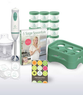 Sage Spoonfuls Thrifty Nifty Mommy