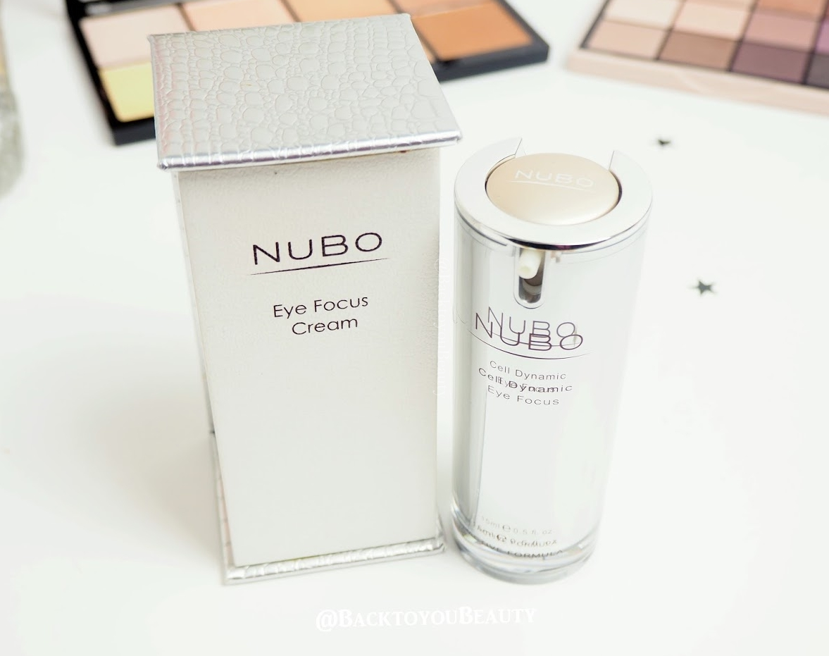 Nubo Eye Focus Cream