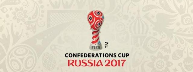 Jadwal Lengkap Piala Konfederasi FIFA 2017