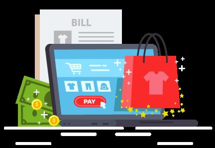 التجارة الالكترونية تبدأ من متجرك الصغير
