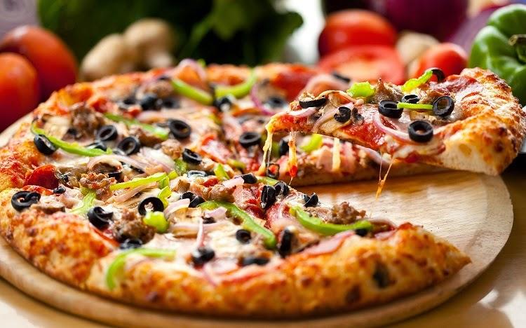 Buat Doh Pizza lazat