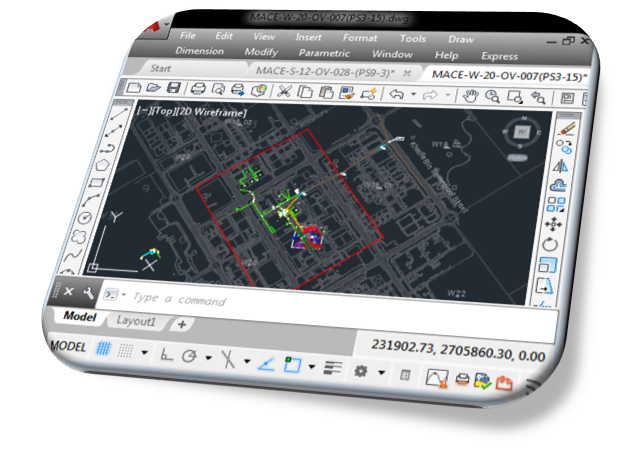 how to load classic workspace in autocad