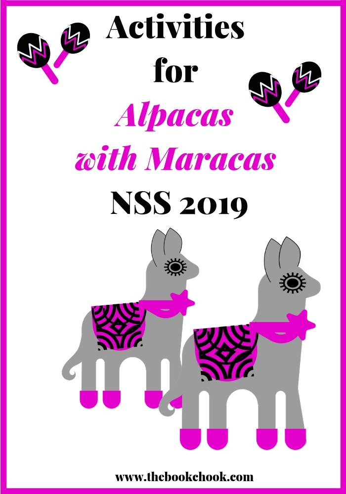 alpacas with maracas - photo #24