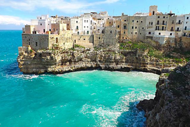 Bari; Capital city of Apulia region on the Adriatic Sea.