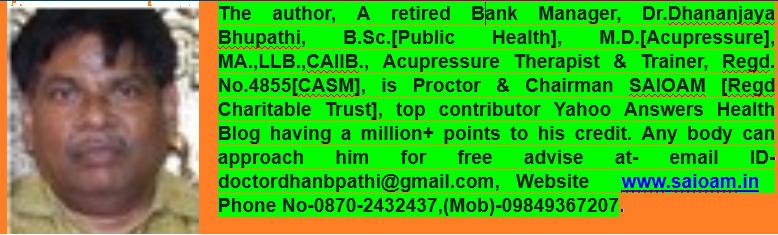 Dr. Dhananjai Bhupathy