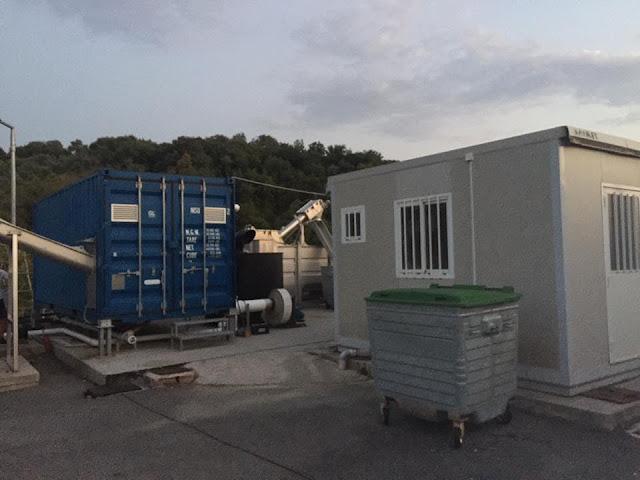 Εγκαινιάστηκαν οι εγκαταστάσεις του βιολογικού καθαρισμού στο Κοπανάκι