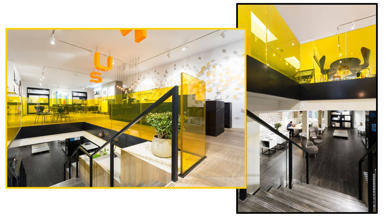 Domus Tiles' Showroom is on Solid Ground with Knauf
