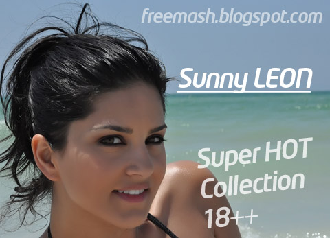 Sunny Leon Super Hot Beach Photo Collection - 18++ Free Download