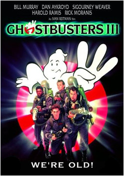 Ghost Busters 3