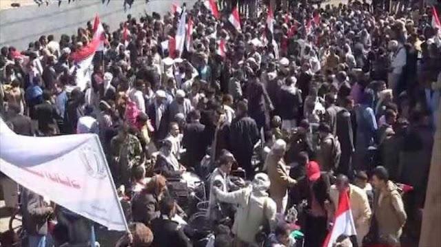 4000 discapacitados yemeníes denuncian agresión saudí ante la ONU