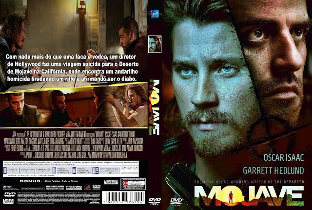 Capa DVD Mojave