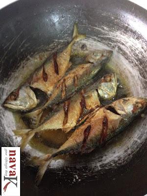 How to make Ikan Tiga Rasa - Step 1