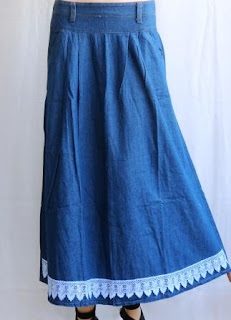 Rok Jeans Renda Murah RM378