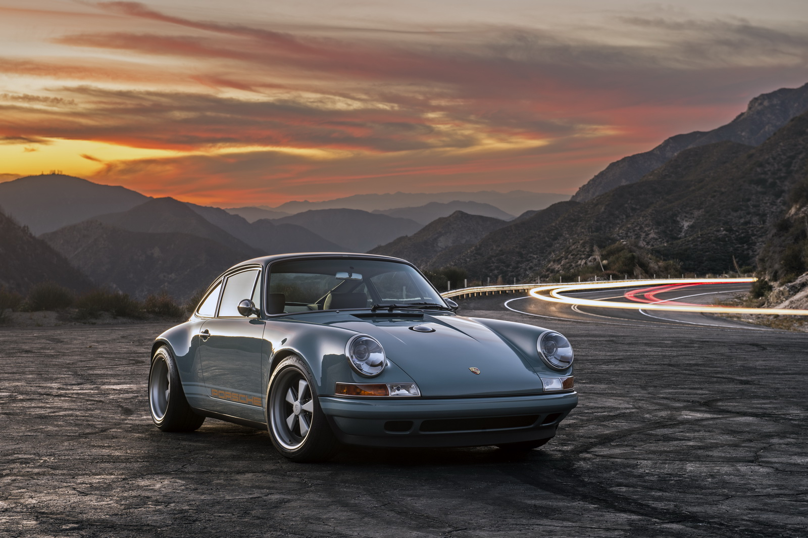 Feel Free To Drool Over The Latest Singer 911s Carscoops