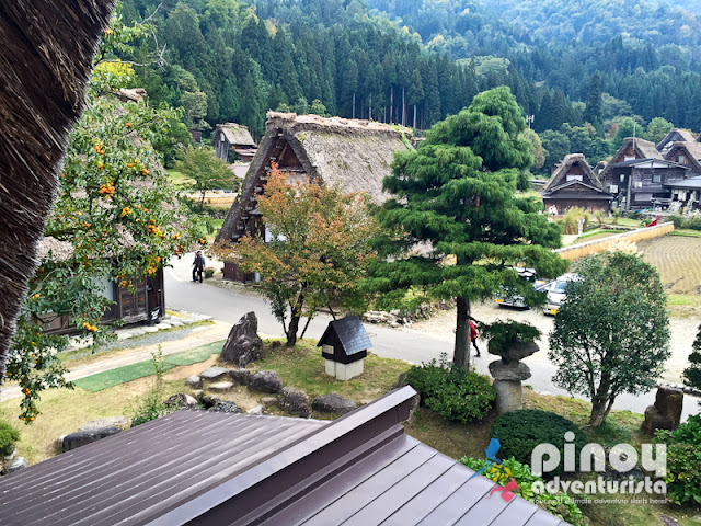 Shirakawa-go in Gifu Prefecture Japan