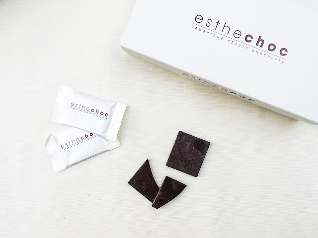 The Worlds First Beauty Chocolate Estherchoc