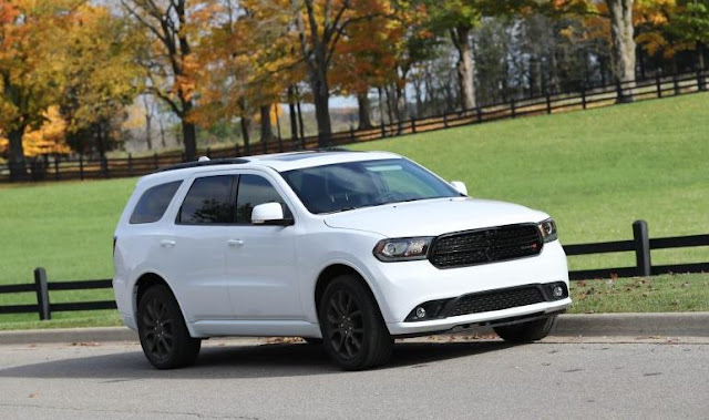 2017 Dodge Durango V 6 AWD Review