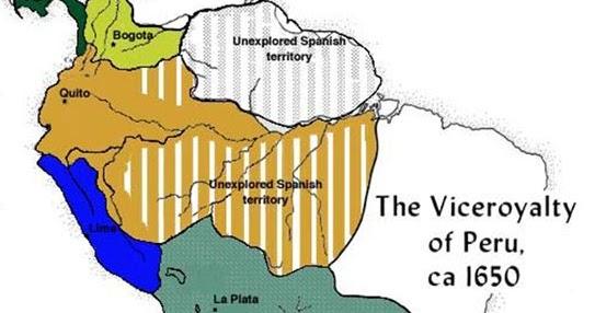 Epic World History Viceroyalty Of Peru