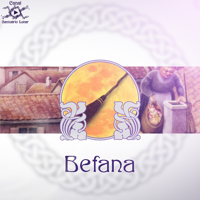 Befana - Goddess of Gifts and Children | Wicca, Magic, Witchcraft, Paganism