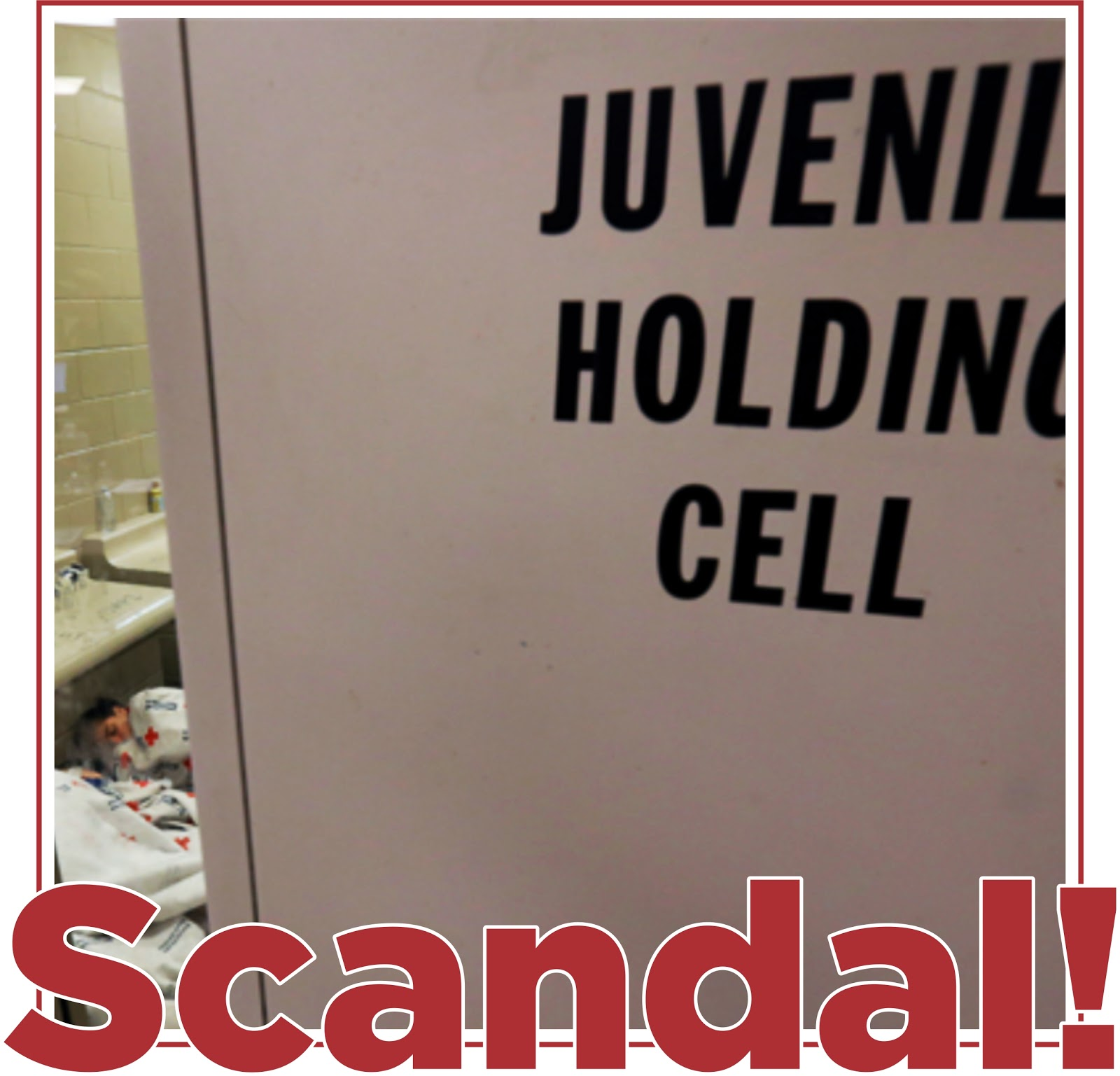 A word of tree, a whisper of stone: Scandal!