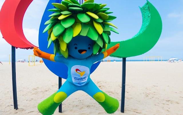 Pausa para falar dos Jogos Paralímpicos Rio 2016