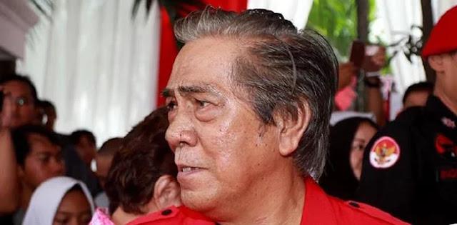 Anggota DPR PDIP, Nazaruddin Kiemas Tutup Usia