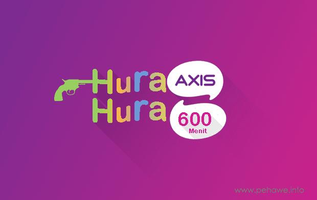 Tembak Axis Hura Hura Work Terbaru