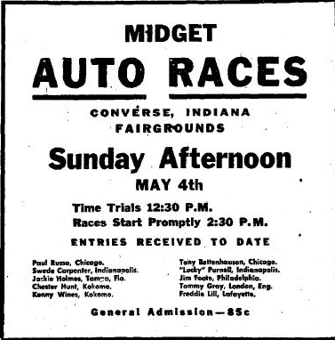 Midwest Racing Archives: January 2012