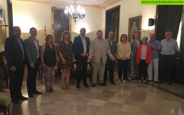 La Palma muestra sus experiencias en astroturismo en Lleida con motivo del aniversario del Parc Astronòmic Montsec