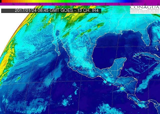 Mérida amanece a 12 grados; Abala y Oxkutzcab 9°C