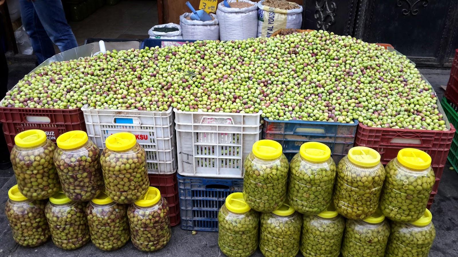 Gaziantep, zeytin, yeşil zeytin, pazar, zeytin pazarı, stant