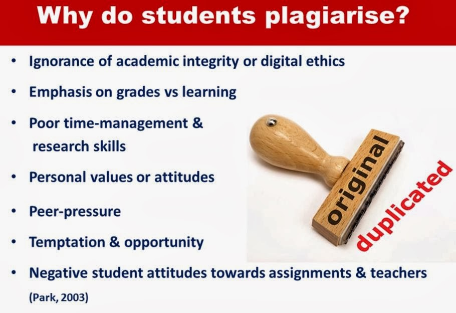 Student Plagiarism Essays